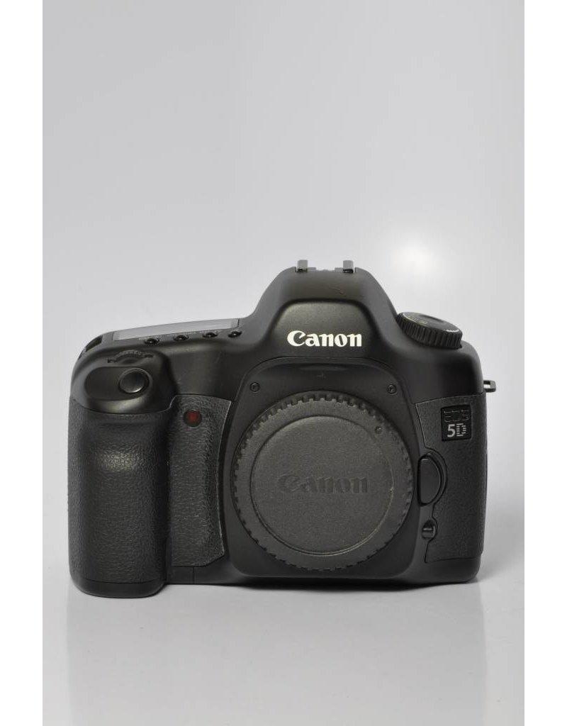 Canon Canon 5D SN: 0520306083