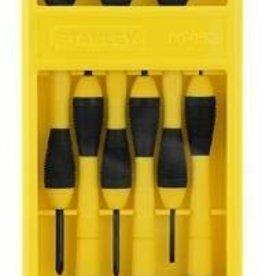 Stanley Stanley 6 Piece Screwdriver Set