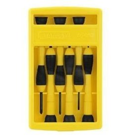 Stanley Stanley 6 Piece Screwdriver Set
