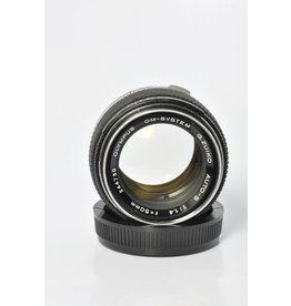 Olympus Olympus 50mm f/1.4 SN: 244730