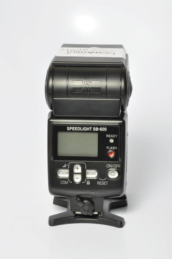 Nikon Nikon SB-600 SN: 2313487