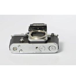 Nikon Nikon F2 Chrome with DP1
