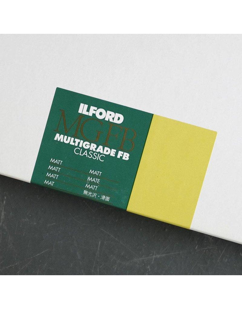 Ilford Ilford 8x10x25 FB Matt