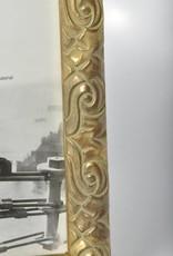 Larson Juhl Encore ANTIQUE GOLD ORNATE Frame for 5x7