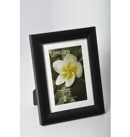 Larson Juhl Encore BRUSHED BLACK SCOOP Frame 5x7 or 4x6