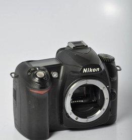 Nikon Nikon D50 DIgital SLR 6.1 Mp