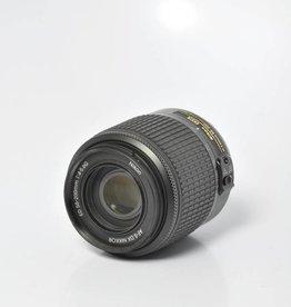 Nikon Nikon 55-200mm f/4-5.6 SN: 6128825