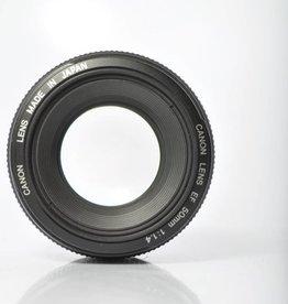 Canon Canon EF 50mm F1.4 USM SN: 03690975