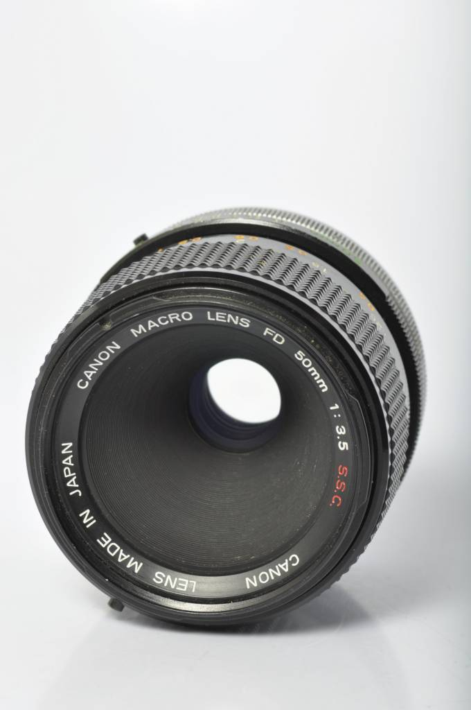 Canon Canon 50mm f/3.4 SSC SN: 53507