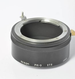 Nikon Nikon PK-3 Extension Tube 27.5mm