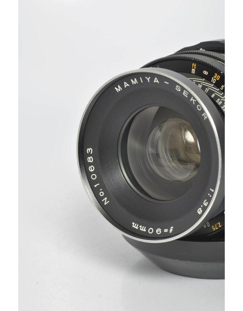 Mamiya Mamiya Sekor 90mm f3.8