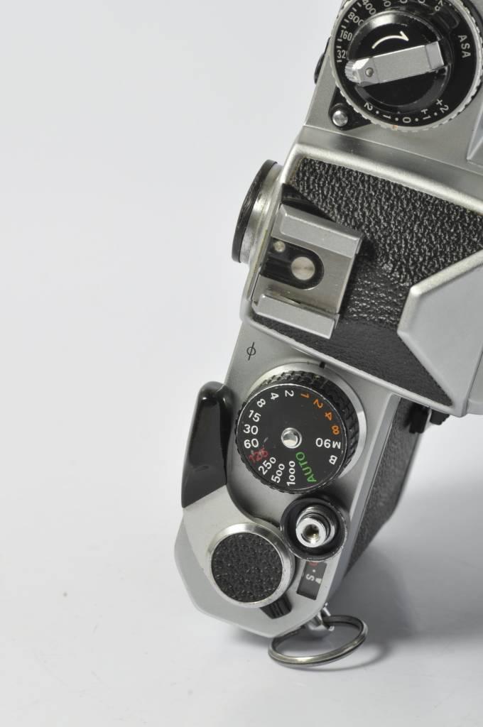 Nikon Nikon FE Chrome 35mm Camera Body *