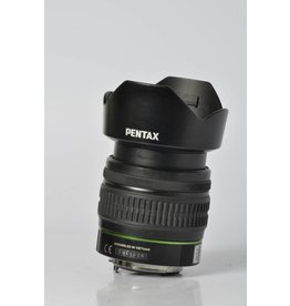 Pentax Pentax SMC 18-55mm f3.5-5.6 AL II DL with hood PH-RBA