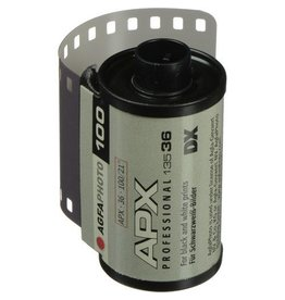 Agfa APX 100 36exp