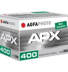 AGFA Agfa APX 400 ASA Professional 135-36 Black and White