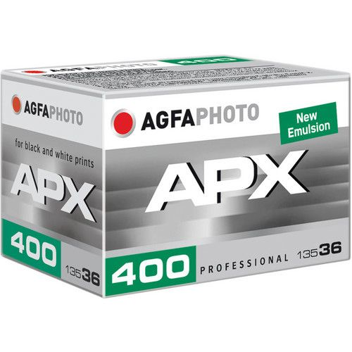 AGFA Agfa APX 400 ASA Professional 135-36 Black and White