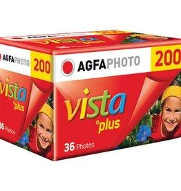 AGFA Agfa Vista Plus 200ASA Color Film