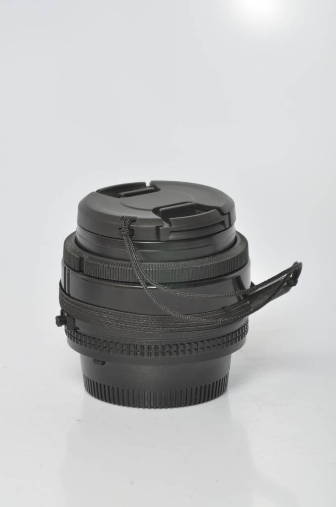 DLC 72mm snap cap w/leash