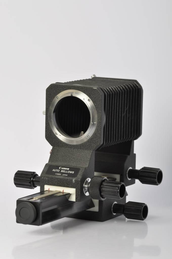 Canon Auto bellows w/ Dble CBL