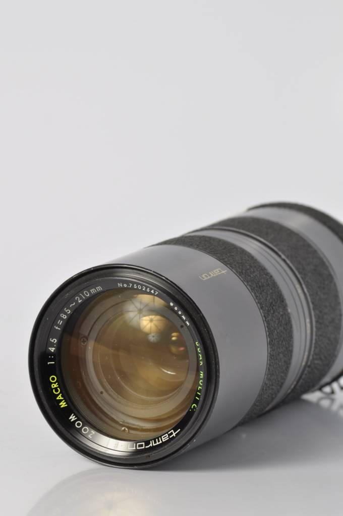 Tamron Tamron 85-210mm f4.5 SN: 7502547