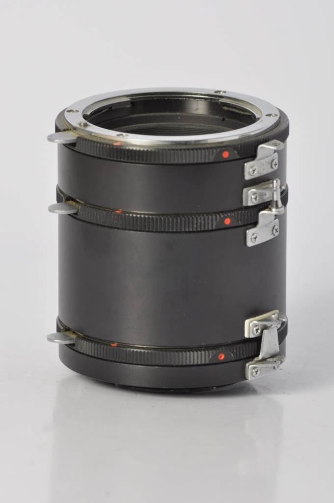Vivitar Nikon Mount F extension ring set
