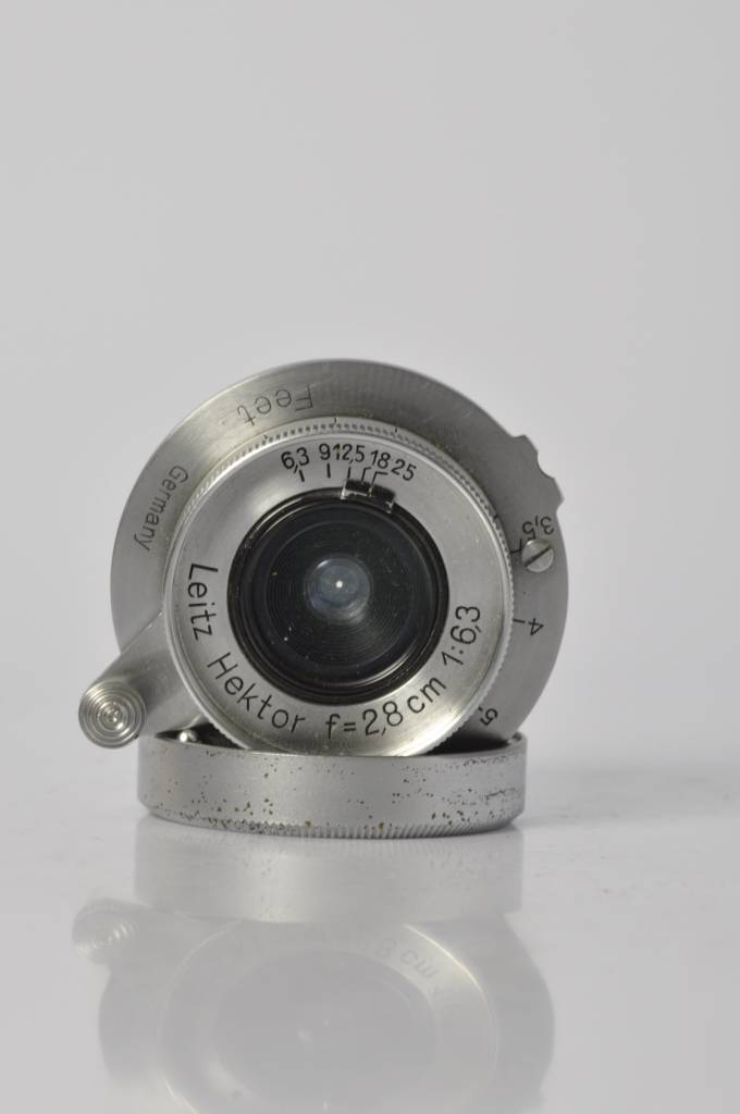 Leica 2.8cm f/6.3 SN: 531245