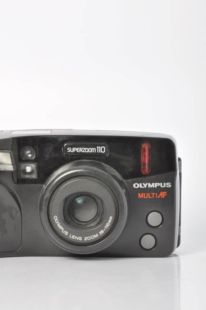 Olympus Olympus SuperZoom 110 SN: 2215946