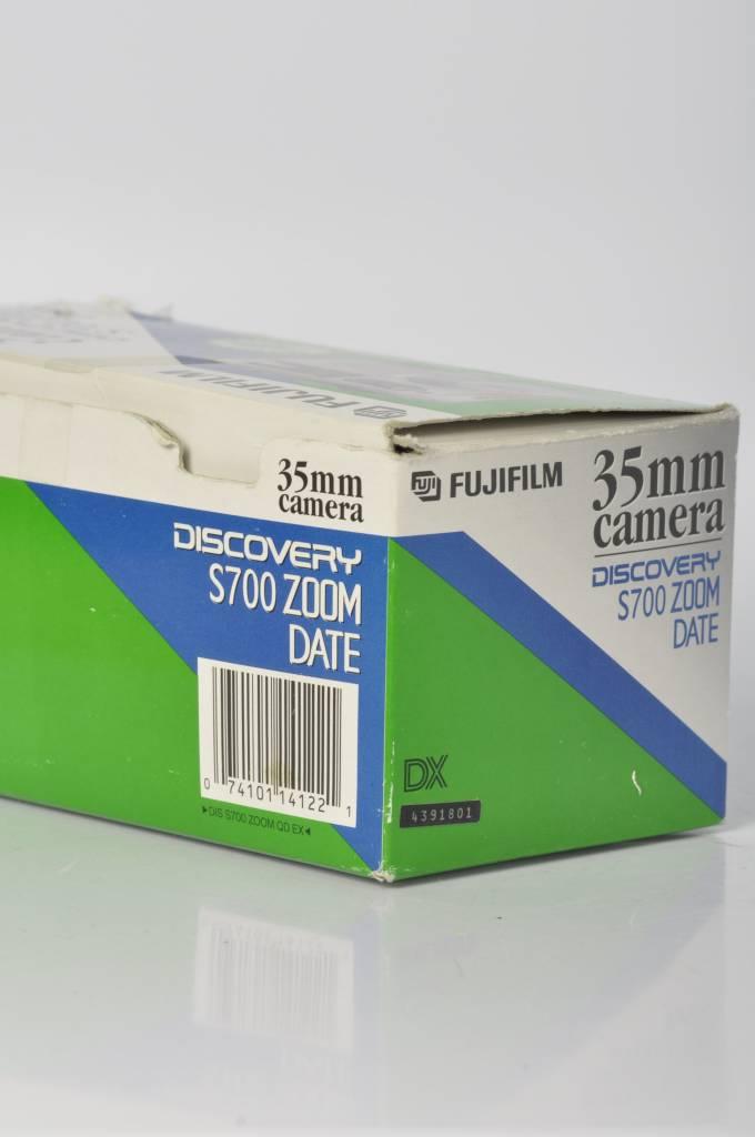 Fujifilm Fuji Discovery S700 SN: 4391801