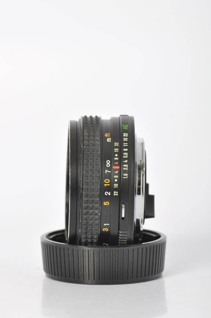 Minolta Minolta 55mm f/1.9 sn: 2567360