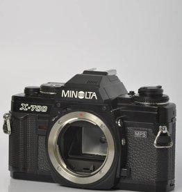 Minolta Minolta X700 SN: 1229182