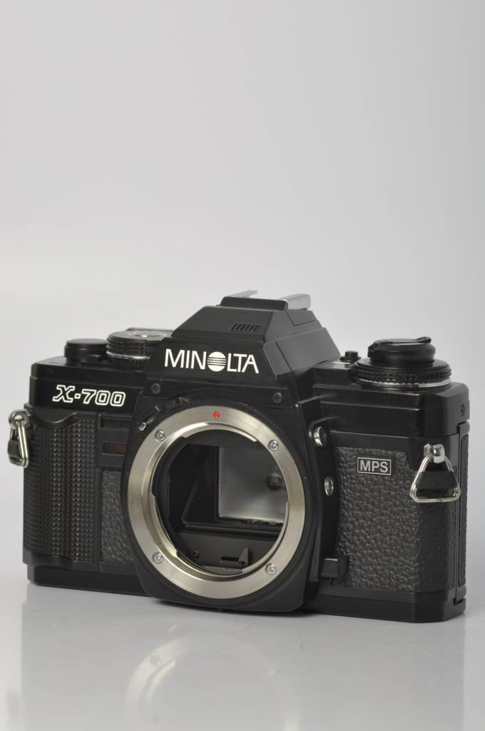 Minolta Minolta X700 SN: 2434922