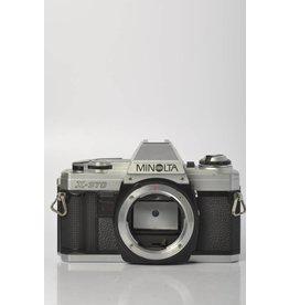Minolta Minolta X-370 SN: 1594549