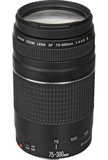 Canon Canon 75-300mm f/4-5.6 III NEW