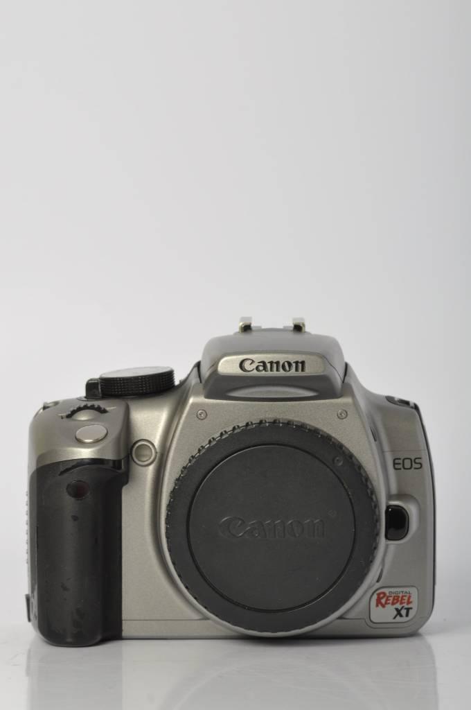 Canon Canon Rebel XT SN: 0620519138
