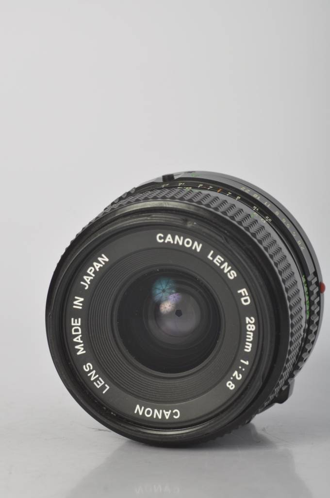Canon Canon 28mm F/2.8 SN: 1023627