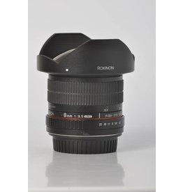 Rokinon Rokinon 8mm f/3.5 CS II SN: E213G5923