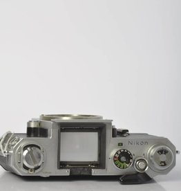 Nikon Nikon F SN: 7438466