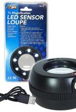 VidPro 7x LED Sensor Loupe SL-8