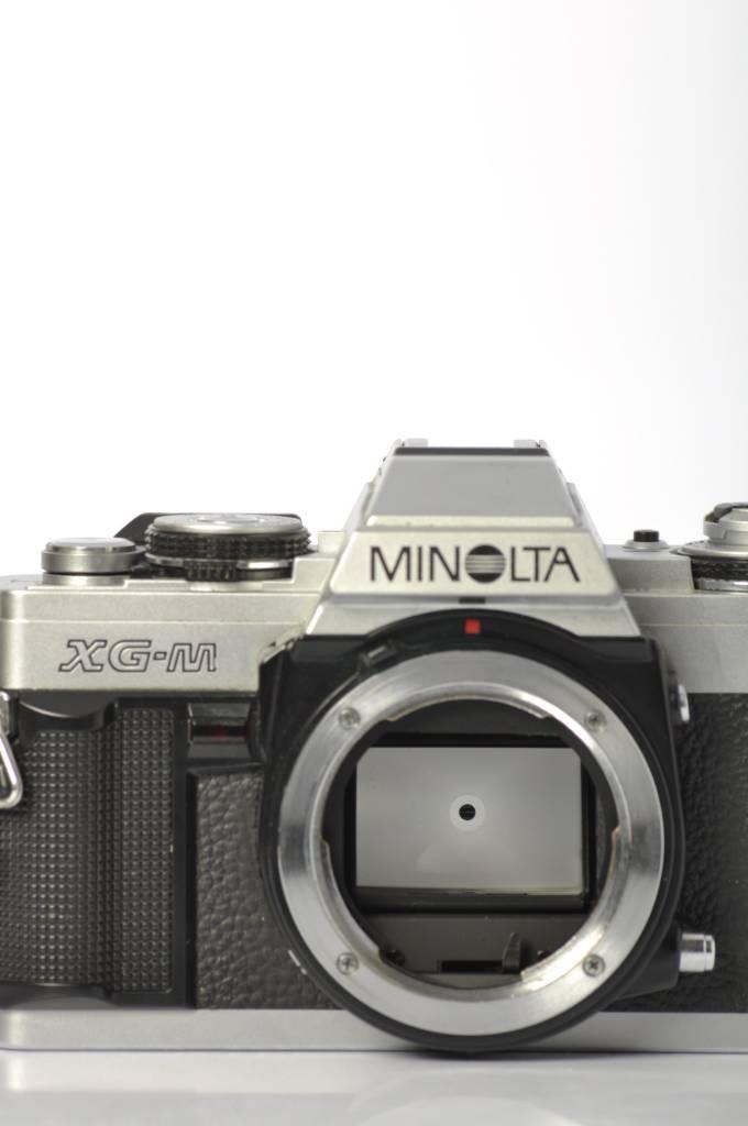 Minolta XG-m SN: 1025696