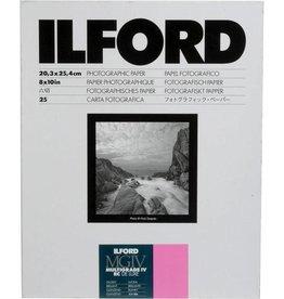 Ilford 8x10x25 RC Glossy