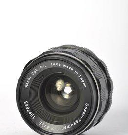 Pentax Pentax 35mm f/3.5 SN: 1997685