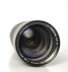 Tokina Tokina 80-200mm f/2.8 Canon FD