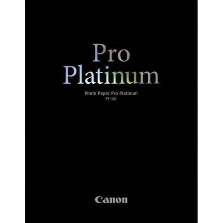 Canon Canon Photo Paper Platinum 8.5x11