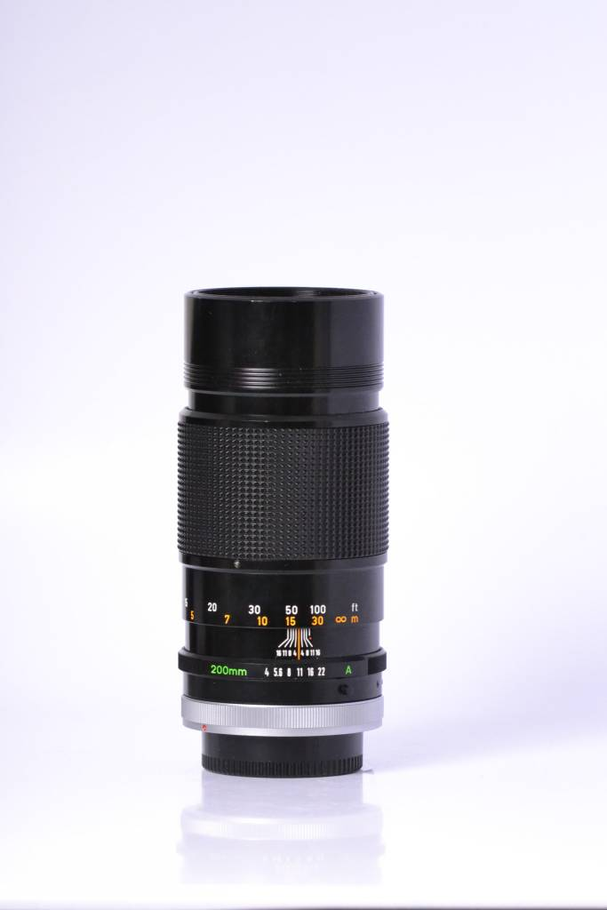 Canon Canon 200mm F4 SSC SN:259914
