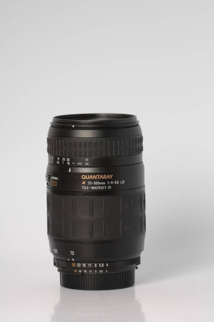 Quantaray Quantaray 70-300mm SN: 543571