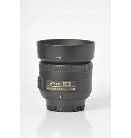 Nikon Nikon 35mm f/1.8 SN: 6440874