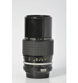 Nikon Nikon 200mm F4 AI
