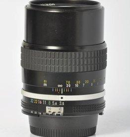 Nikon Nikon 135mm F3.5 AI