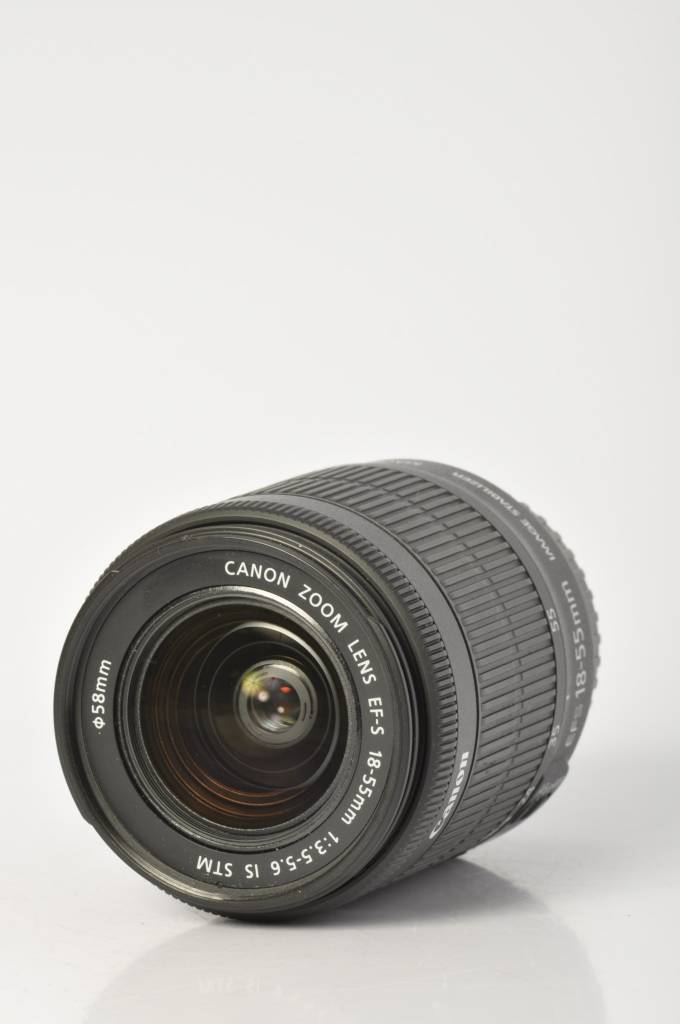 Canon Canon 18-55mm STM SN: 325204063728