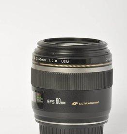 Canon Canon 60mm f/2.8 SN: 81052256